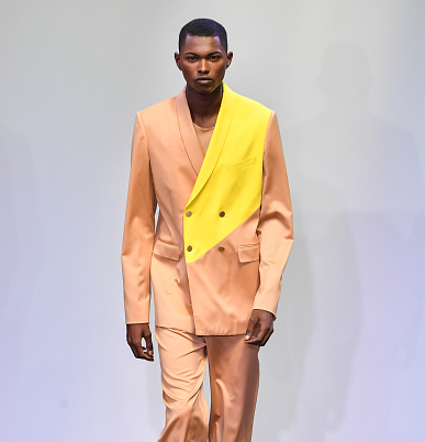The Carlos Campus Runway Show New York Fashion Week