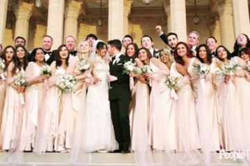 Wedding Priyanka Chopra and Nick Jonas