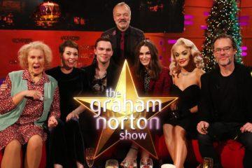 Graham Norton Show New Year's Eve
